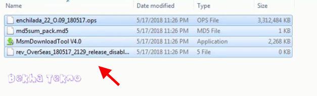Cara Flash Oppo A3S Via MsmDownload Tools Full Crack Tanpa Password