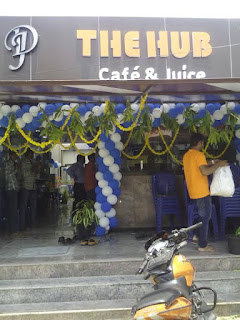 THE HUB  FAST FOOD RESTAURANT TIRUPATI