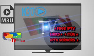 IPTV SERVERS IPTV LINKS FOR FREE M3U PLAYLIST 05-10-2018  ★Daily Update 24/7★