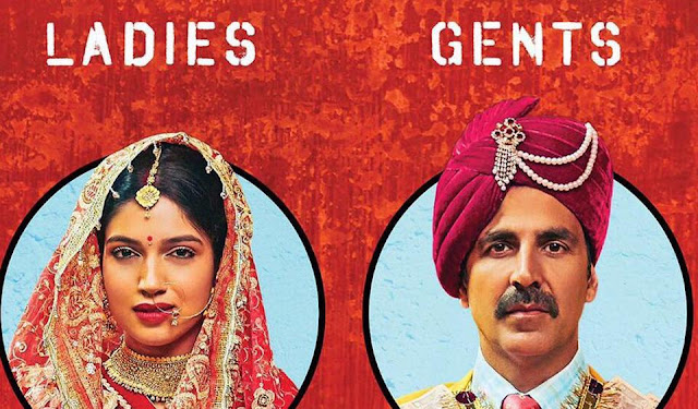 Akshay Kumar and Bhumi Pednekar star for the first time together in Toilet: Ek Prem Katha