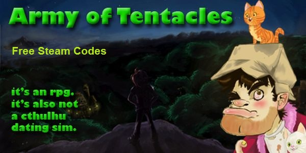 Army of Tentacles: (Not) A Cthulhu Dating Sim Key Generator Free CD Key Download