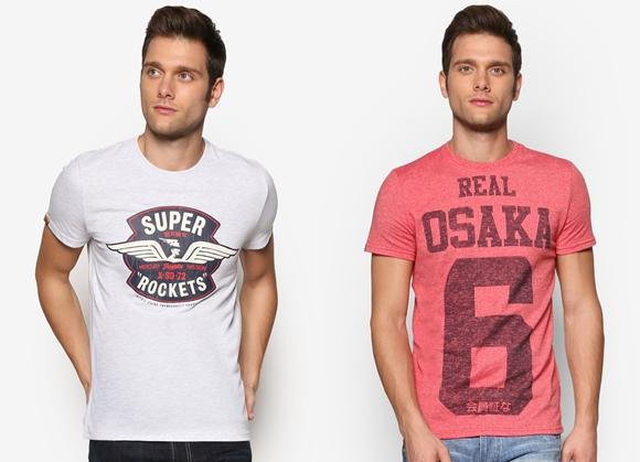 Baju Lelaki Terkini Jenama Superdry