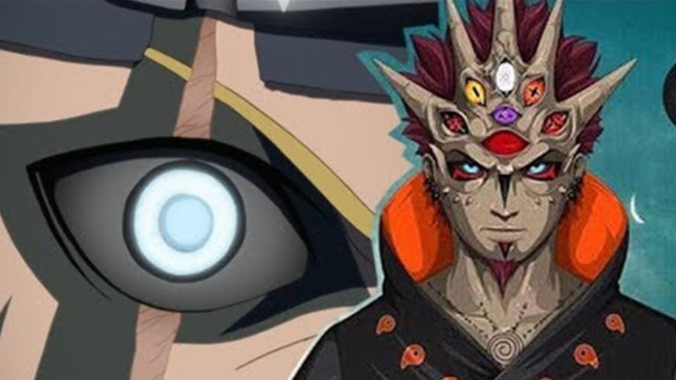 Boruto Jougan Keren Anime Wallpapers