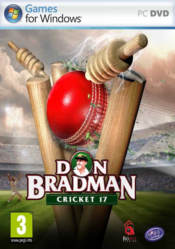 Don Bradman Cricket 17 Download Cover Free Game