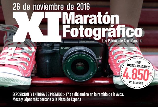 XI edición Maratón Fotográfico Las palmas de Gran Canaria 2016