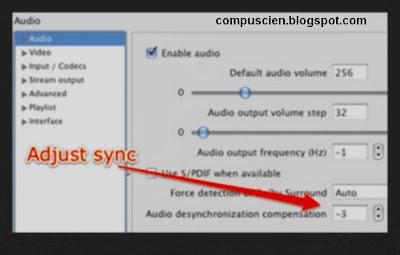 كيف يمكن حل مشكلة عدم التزامن بين الصوت و الفيديو