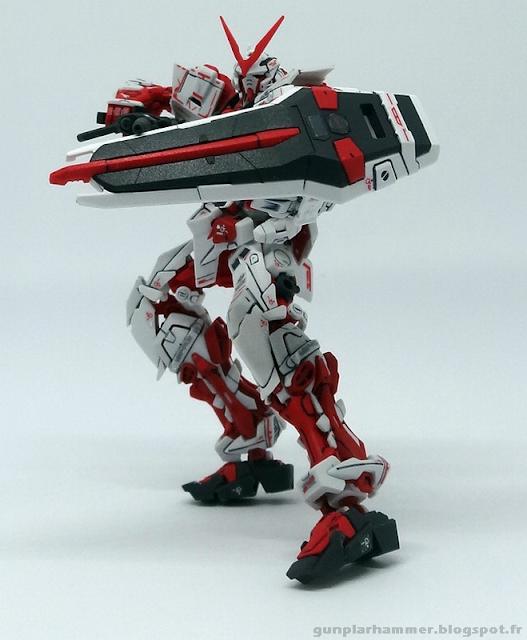 RG Real Grade Gundam Astray Red Frame 1/144
