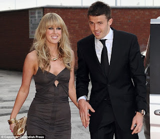 Carrick And Wife Lisa