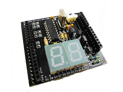 Simple Labs Induino R3 Arduino Compatible Board - User Guide