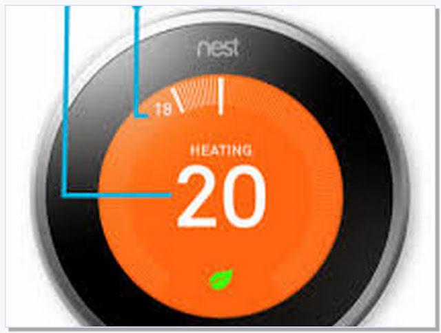 Target nest thermostat sensor