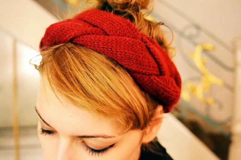 girl jasmin myberlinfashion stirnband blond