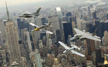 Wallpaper: New York Air Show