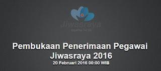 Recruitment Jiwasraya - PT.Asuransi Jiwasraya (Persero)
