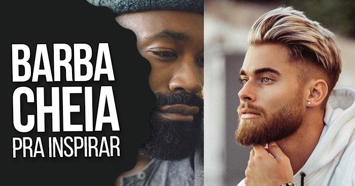 Tem Na Web - BARBA CHEIA: 15 Ideias de Barba Cheia pra se inspirar