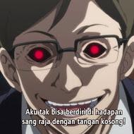 Garo – Vanishing Line Episode 07 Subtitle Indonesia