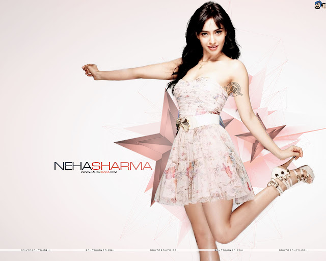 Cool and Lovely Neha Sharma Wallpapers
