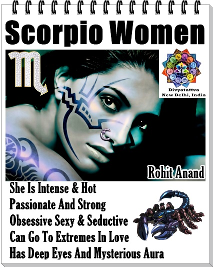 Scorpio zodic woman in love, dating a scorpio girl, scorpio women physical traits and love sex life