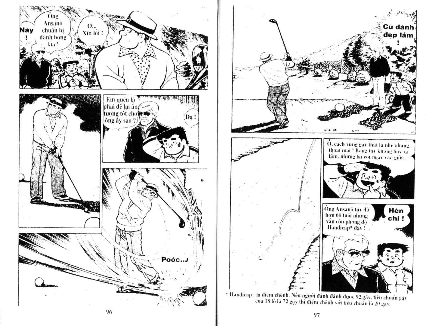 Ashita Tenki ni Naare chapter 10 trang 47