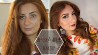 trasformazione makeup