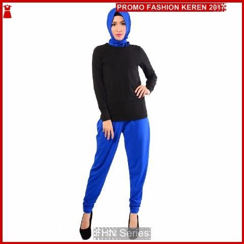 FNH188 Grosir Inayah Biru Baju Muslim SW Biru BMGS