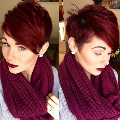 Женская стижка Шэг: самая актуальная стрижка на тонкие волосы