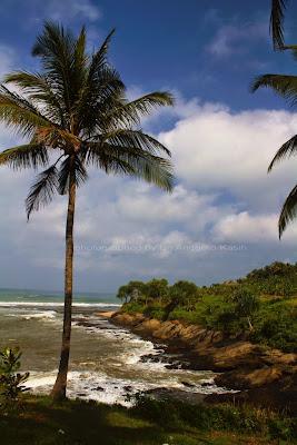 Pantai Karapyak yang Masih Perawan