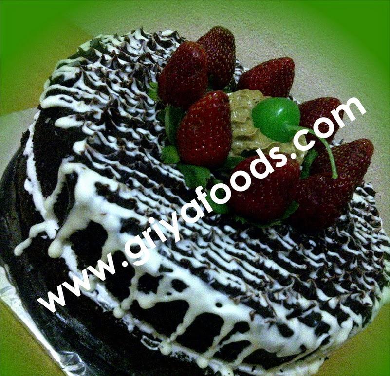 Kursus Kue Cara Membuat Kue Ulang Tahun Dengan Hiasan Coklat
