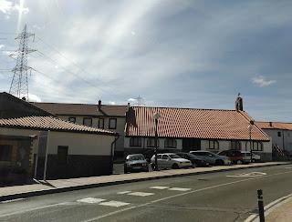 Barrio de La Reineta, Trapagaran, Bizkaia