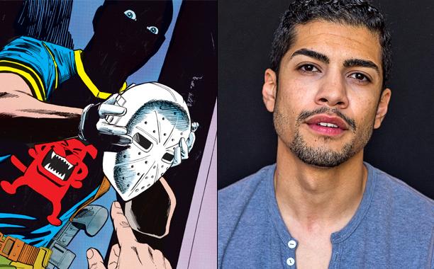 Arrow - Season 5 - Rick Gonzalez Cast as DC Comics Vigilante, Wild Dog