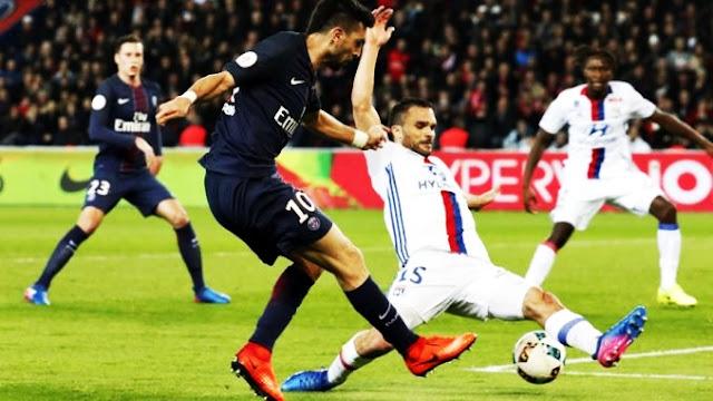 Pastore foi a chave para a virada do PSG contra o Lyon