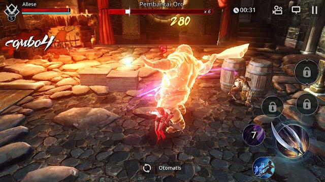 Darkness Rises yakni game yang mempunyai nama lain Dark Avenger  Cheat Darkness Rises God Mode Android Tanpa Root