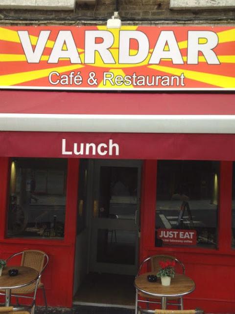 London Eats World: Macedonia