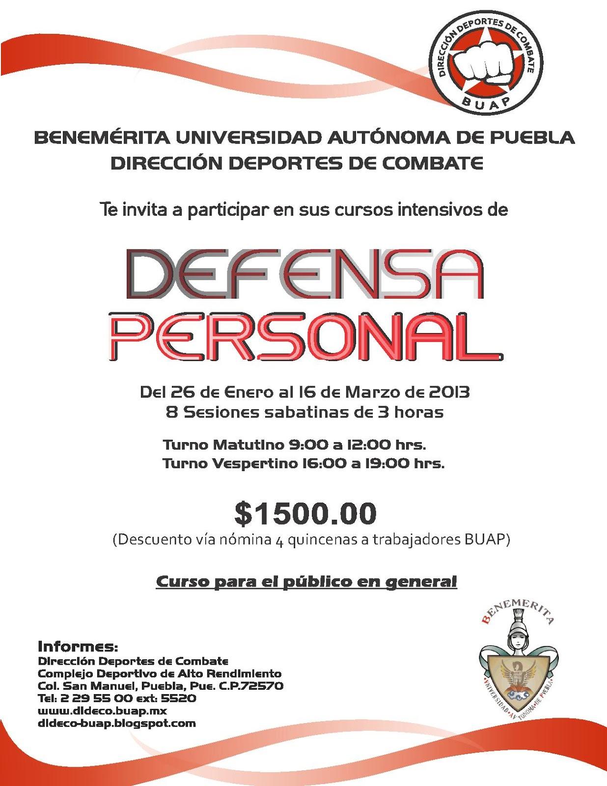 Curso De Defensa Personal Julio 2013 Deportes De Combate border=