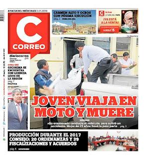 http://www.correo.ayacucho.biz