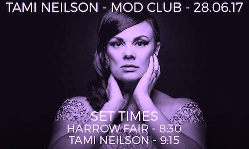 Tami Neilson @ The Mod Club, Wednesday