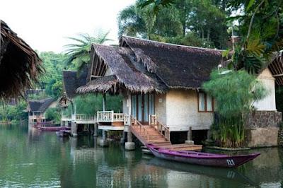 Info Harga Dan Fasilitas Kampung Sampireun Resort & Spa