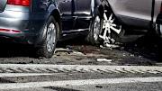 Két gépkocsi ütközött a 4-esen Nyíregyházánál