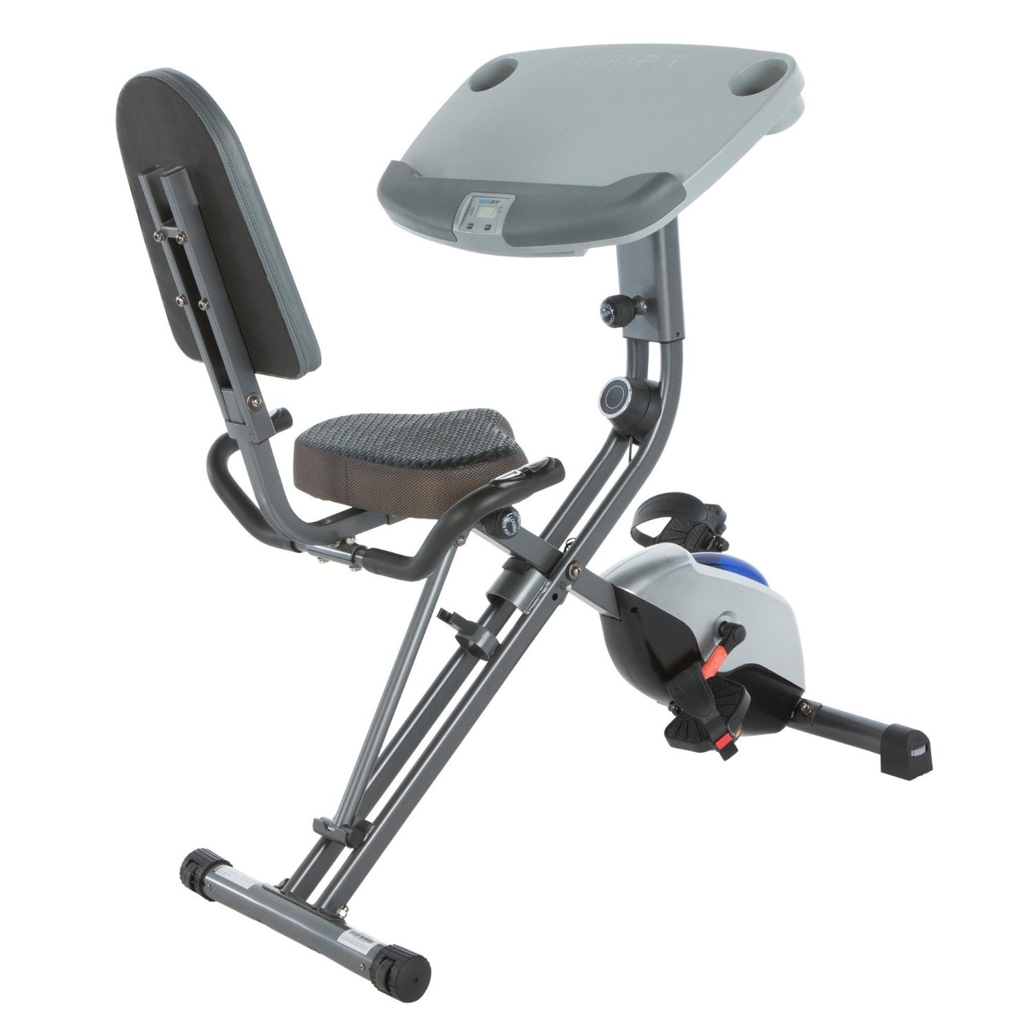 Exercise Bike Zone: Exerpeutic WORKFIT 1000 Desk Station