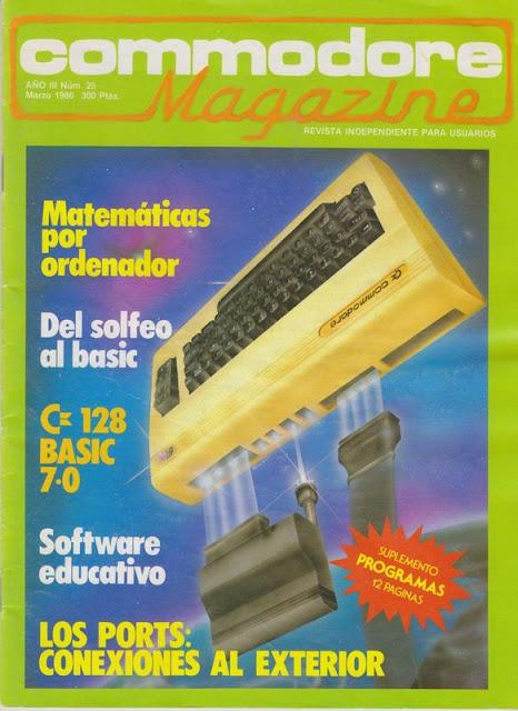 Commodore Magazine #25 (25)