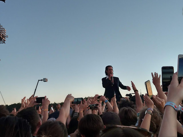 Nick Cave & The Bad Seeds, Open'er Festival 2018