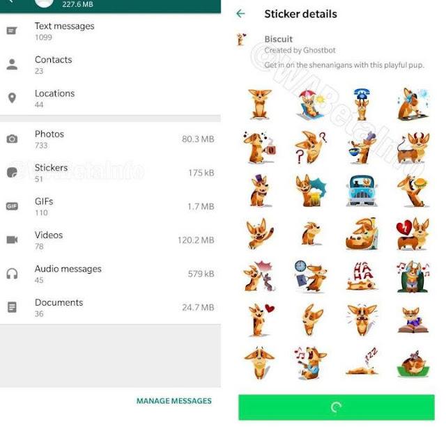 WhatsApp lança Biscuit para aparelhos com Android (Imagem: Reprodução/Nova Vitória)