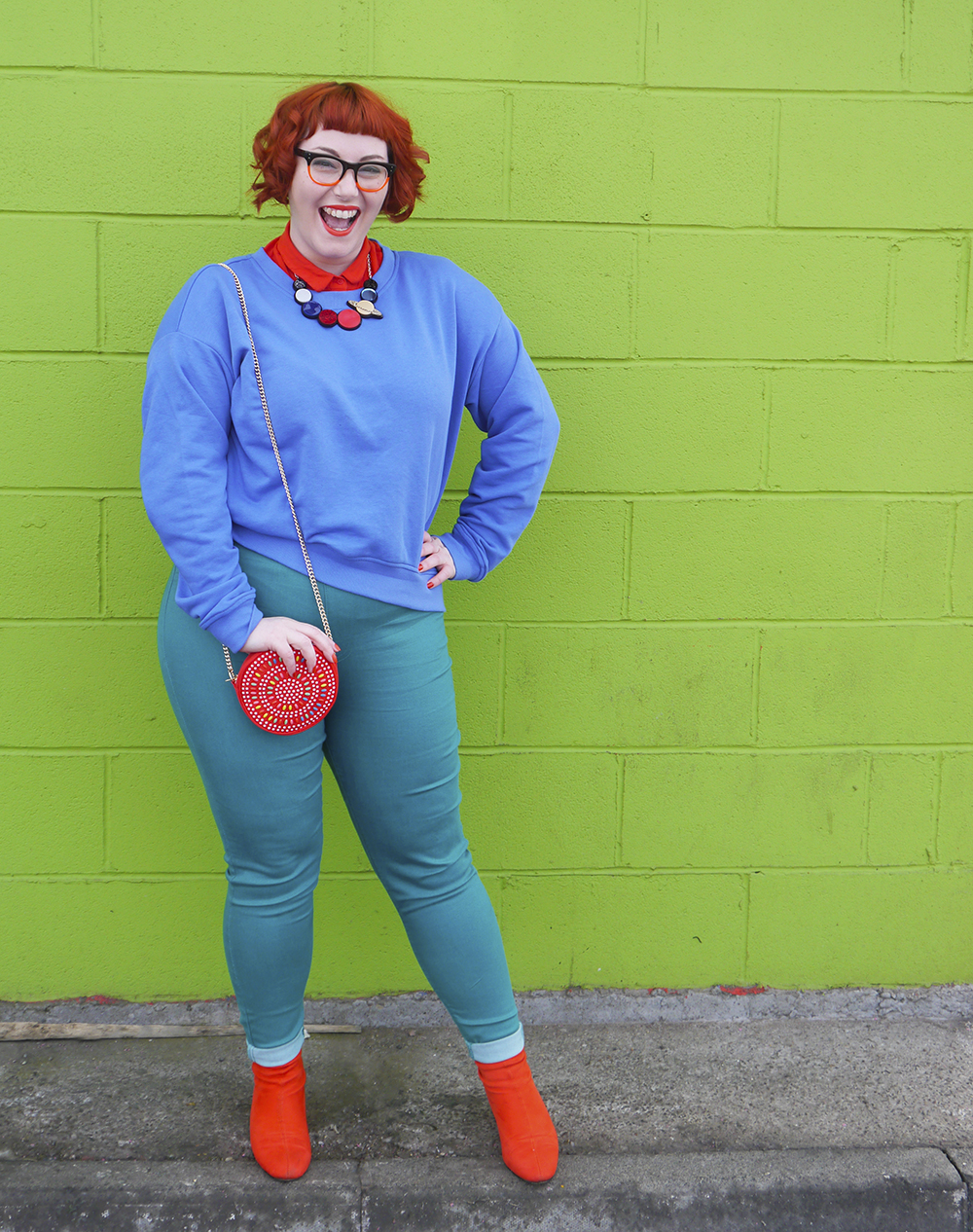 Red haired costume inspiration - Chuckie Finster from Rugrats