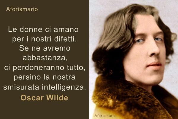 Frasi Oscar Wilde Sulle Donne