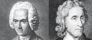 Jean Jacques Rousseau dan John Locke