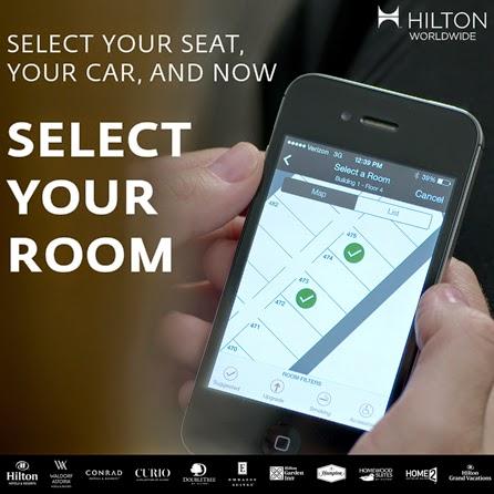 斥資5.5億美元拼科技升級,希爾頓飯店力推線上櫃台、手機變房卡鑰匙