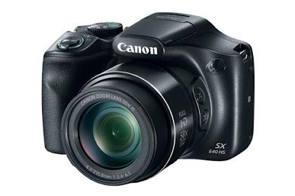 Canon PowerShot SX540 HS Driver Download Windows, Mac