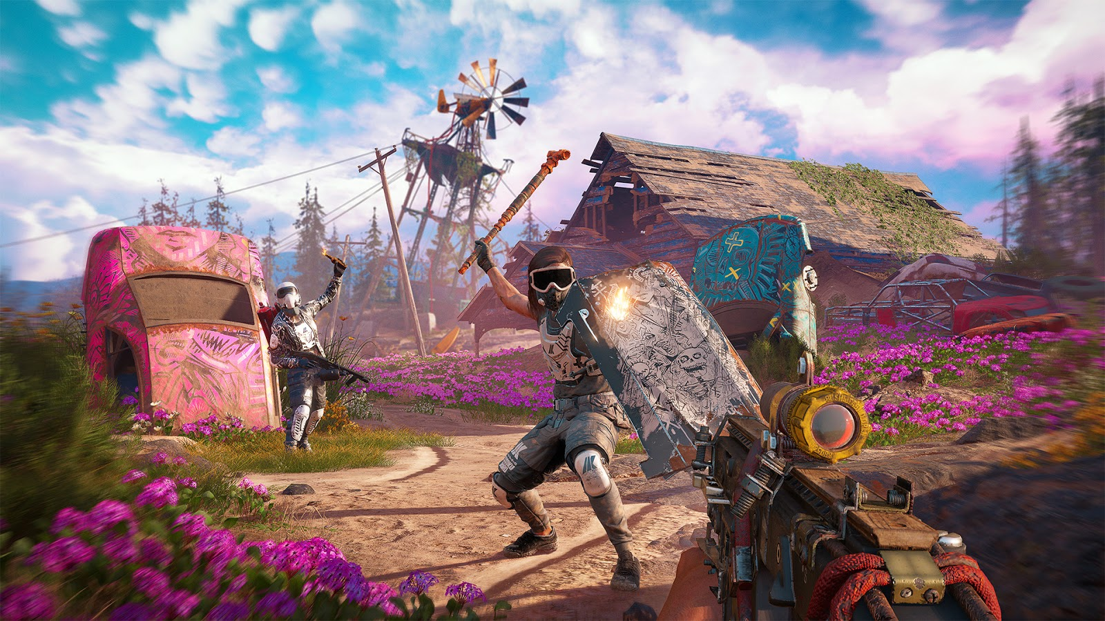 Far Cry New Dawn PC ESPAÑOL (CODEX) 3