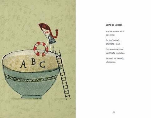 Libro de poemas para niños
