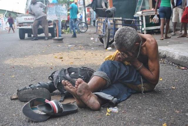 Locos Dominicanos son considerados basura, desechos humanos