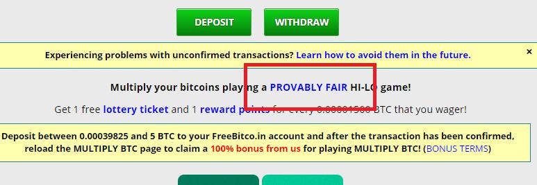 Cara Memanipulasi Client Seed Freebitco in Untuk
